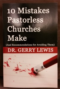 10 Mistakes Pastorless Churches Make