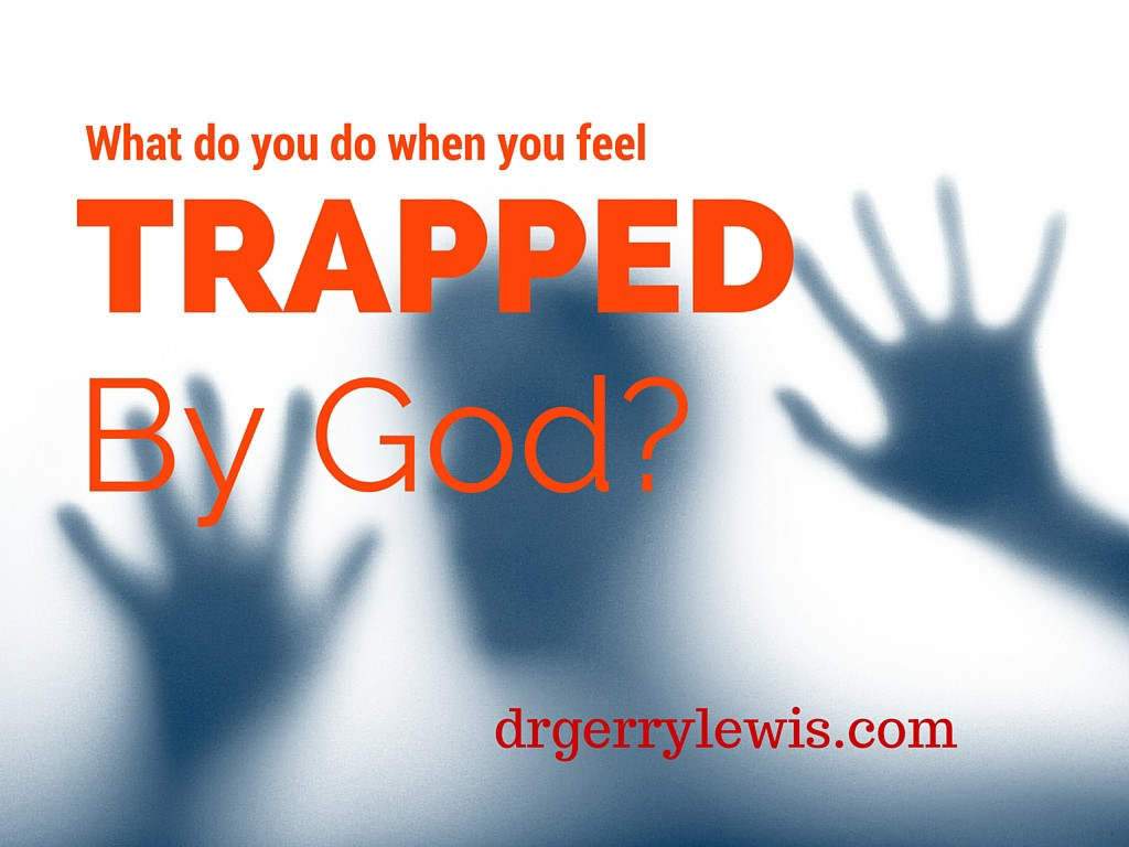 trapped by God