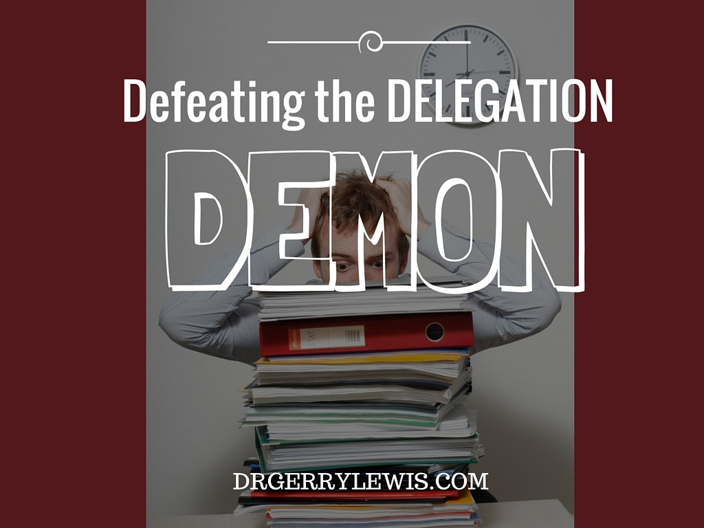 Defeating the DELEGATION